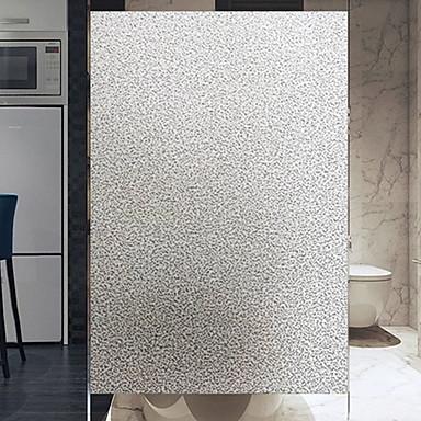 رخيصةأون الستائر-فيلم نافذة وملصقات زخرفة العادي بسيط PVC كوول