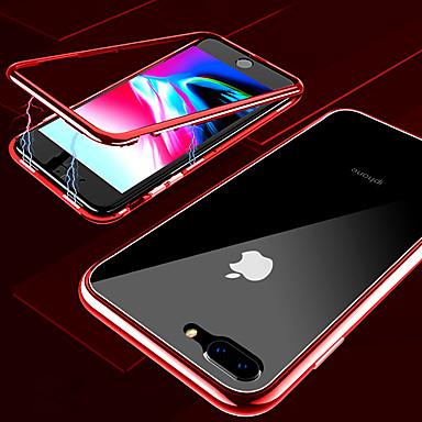 Θήκη Za Apple iPhone XS / iPhone XR / iPhone XS Max Prozirno Korice Jednobojni Tvrdo Kaljeno staklo / Metal