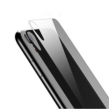 voordelige iPhone screenprotectors-AppleScreen ProtectoriPhone XR High-Definition (HD) Achterkantbescherming 1 stuks Gehard Glas