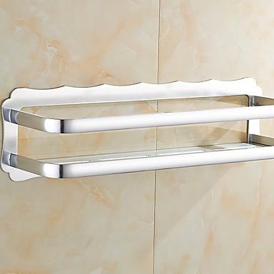 Kupaonska polica New Design / Multifunkcionalni Moderna Aluminijum 1pc Zidne slavine
