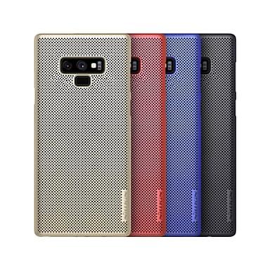 voordelige Galaxy Note-serie hoesjes / covers-Nillkin hoesje Voor Samsung Galaxy Note 9 Schokbestendig / Mat Achterkant Effen Hard PC voor Note 9