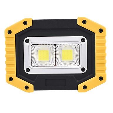 ismartdigi i-840 LED Flashlight Floodlight LED svjetiljke LED emiteri Prijenosno Anti-traktorskih Kampiranje / planinarenje / Speleologija Uporaba Biciklizam Bijela