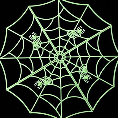 Odmor dekoracije Halloween Dekoracije Božić / Halloween Zabavni Ukrasno / Cool Zelen 1pc