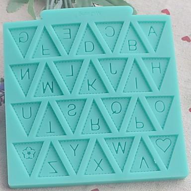 Nástroje na pečení Silikonový gel Roztomilý Nový design Dorty Čokoládová Formy na dorty 1ks