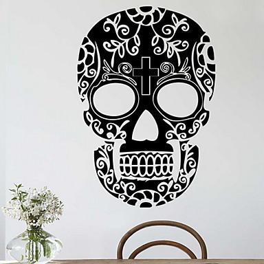 Dekorativne zidne naljepnice - Zidne naljepnice Halloween Unutrašnji