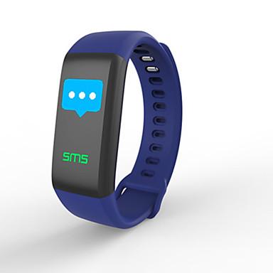 Недорогие Смарт-электроника-Умный браслет G5 для Измерение кровяного давления / Израсходовано калорий / Длительное время ожидания / Сенсорный экран / Защита от влаги / Датчик для отслеживания активности / Сидячий Напоминание