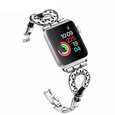 Pogledajte Band za Apple Watch Series 5/4/3/2/1 Apple Sportski remen / Moderna kopča Nehrđajući čelik Traka za ruku