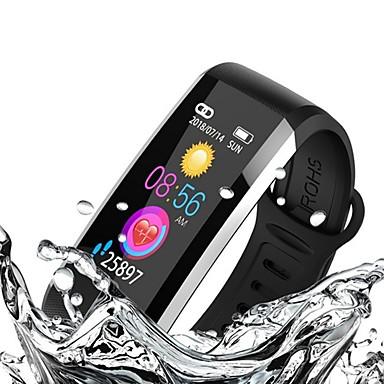 KUPENG WQ6 Uniseks Smart Narukvica Android iOS Bluetooth GPS Sportske Vodootporno Heart Rate Monitor Mjerenje krvnog tlaka Brojač koraka Podsjetnik za pozive Mjerač aktivnosti Mjerač sna sjedeći