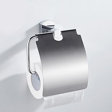 Držač toaletnog papira New Design / Cool Suvremena Nehrđajući čelik / željezo 1pc Držači za toaletni papir Zidne slavine