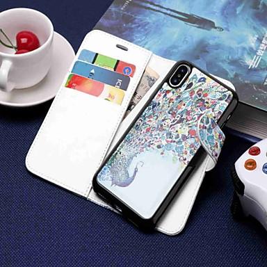 Θήκη Za Apple iPhone XS / iPhone XR / iPhone XS Max Novčanik / Utor za kartice / sa stalkom Korice Životinja Tvrdo PU koža