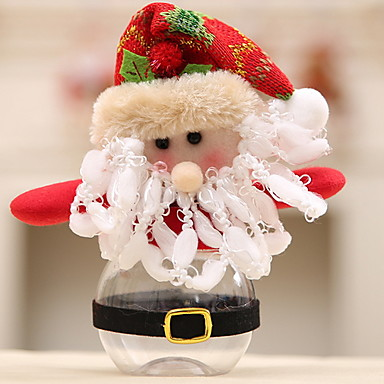 Božićni ukrasi Predbožićna plastika Kvadrat Noviteti Božićni ukras