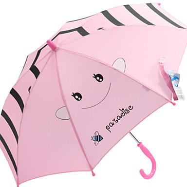 ستانلس ستيل للصبيان / للفتيات مشمس وممطر / تصميم جديد مظلة مستقيمة