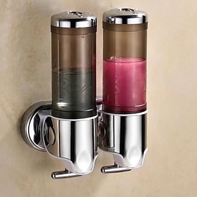 Dispenzer sapuna New Design Suvremena ABS + PC 1pc Zidne slavine
