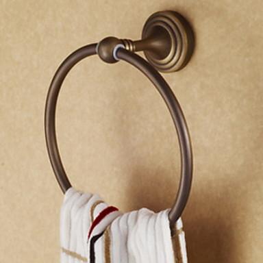Šipka za ručnik New Design / Kreativan Moderna mesing 1pc ručnik prsten Zidne slavine