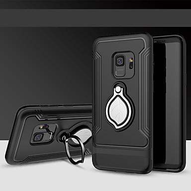Θήκη Za Samsung Galaxy S9 sa stalkom / Prsten držač Stražnja maska Oklop Tvrdo PC