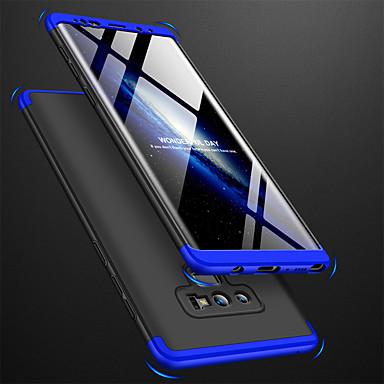voordelige Galaxy Note-serie hoesjes / covers-hoesje Voor Samsung Galaxy Note 9 / Note 8 Mat Achterkant Effen Hard PC