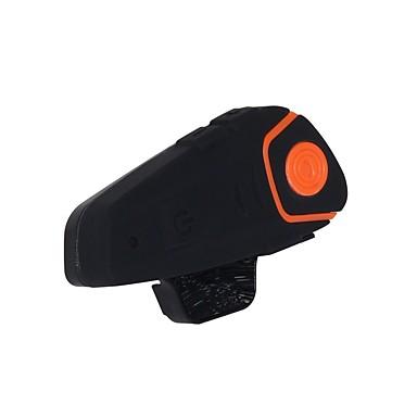 Factory OEM QTA35 بلوتوث 4.1 سماعات خوذة الأذن شنقا الاسلوب مقاوم للماء / بلوتوث / مخارج متعددة دراجة نارية