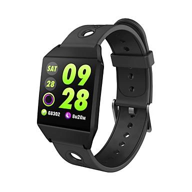 JSBP YY-W1 Muškarci Smart Narukvica Android iOS Bluetooth Sportske Vodootporno Heart Rate Monitor Mjerenje krvnog tlaka Ekran na dodir Brojač koraka Podsjetnik za pozive Mjerač aktivnosti Mjerač sna