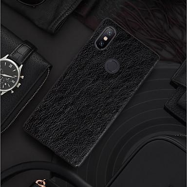 Θήκη Za Xiaomi Xiaomi Redmi Note 5 Pro / Xiaomi Redmi Note 4 / Redmi 5A Ultra tanko / Mutno Stražnja maska Jednobojni Mekano Carbon Fiber