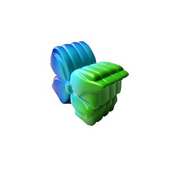 Igračke za stiskanje Antistresne igračke Kreativan Jednostavan geometrijski uzorak squishy PORON guma 1 pcs Djeca Odrasli Sve Igračke za kućne ljubimce Poklon