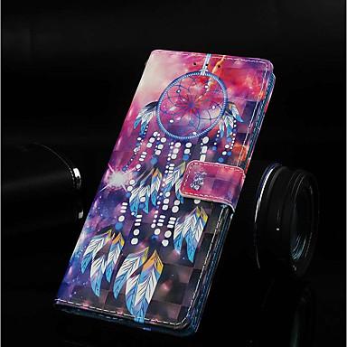 Θήκη Za Apple iPhone XS / iPhone XR / iPhone XS Max Novčanik / Utor za kartice / sa stalkom Korice Hvatač snova / Cvijet Tvrdo PU koža