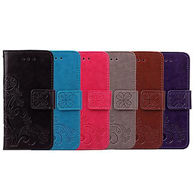 Θήκη Za Samsung Galaxy S8 Plus Utor za kartice / Zaokret Korice Jednobojni / Mandala Mekano PU koža
