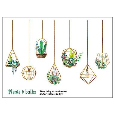 Autocolante de Perete Decorative - Autocolante perete plane Peisaj / Floral / Botanic Dormitor / Interior