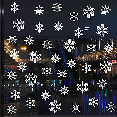Prozor Film i Naljepnice Ukras Božić Odmor PVC Naljepnica za prozor