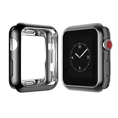 voordelige Smartwatch-accessoires-hoesje Voor Apple Apple Watch Series 4/3/2/1 Siliconen Apple