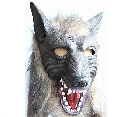 Odmor dekoracije Halloween Dekoracije Maske za Noć vještica / Halloween Zabavni Ukrasno / Cool Sive boje 1pc