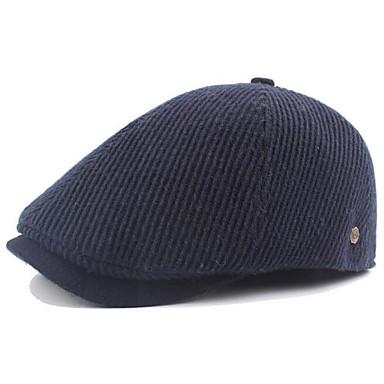 أسود أزرق البحرية رمادي قبعة قلنسوة لون سادة رجالي بوليستر,أساسي