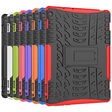 Carcasă Pro Huawei Huawei MediaPad M3 Lite 10 Nárazuvzdorné / se stojánkem Zadní kryt Kachlička / Brnění Pevné PC