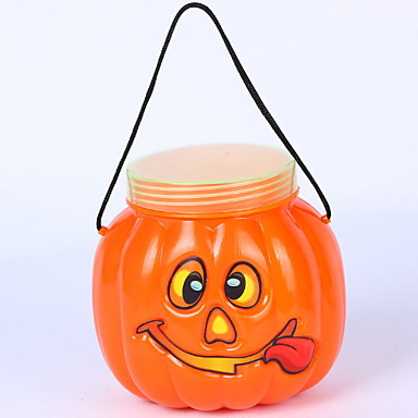 Odmor dekoracije Halloween Dekoracije Halloween Zabavni Ukrasno / Cool žuta 1pc