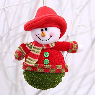 Ukrasi Crtići Tkanina Cartoon Toy Božićni ukras
