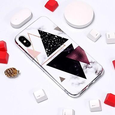 preiswerte Hüllen fürs iPhone 5-Hülle Für Apple iPhone XS / iPhone XR / iPhone XS Max Muster Rückseite Marmor Weich TPU