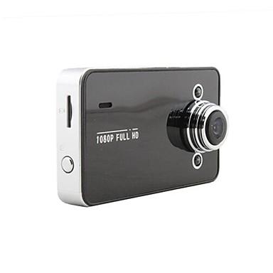 k6000 1080p Mini Auto DVR 140 stupnjeva Široki kut 5.0 MP CMOS 2.7 inch LCD Dash Cam s Mod za parkiranje / Kontinuirano snimanje / ADAS Ne Car Recorder
