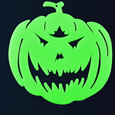Odmor dekoracije Halloween Dekoracije Halloween Zabavni Ukrasno Zelen 1pc
