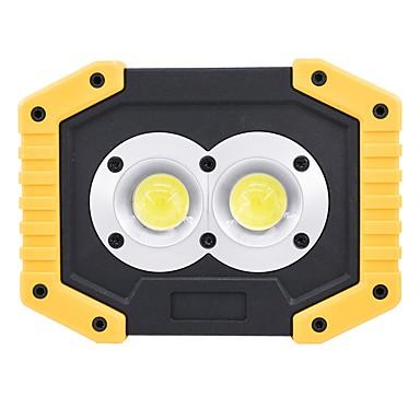 ismartdigi i-839 LED Flashlight Floodlight LED svjetiljke LED emiteri Prijenosno Anti-traktorskih Kampiranje / planinarenje / Speleologija Uporaba Biciklizam Bijela