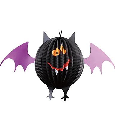Odmor dekoracije Halloween Dekoracije Halloween Zabavni Ukrasno / Cool Crvena 1pc
