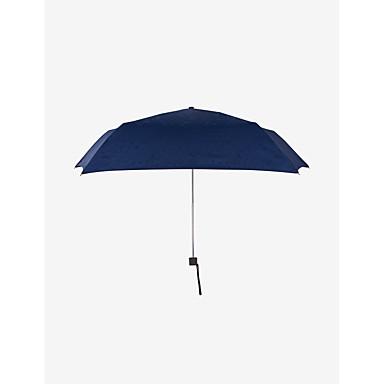 boy® Tekstil / Nehrđajući čelik / Posebna materijala Sve Vjetar Dokaz / Kreativan / New Design Sklopivi kišobran