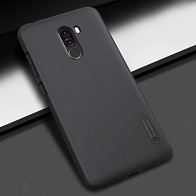 Nillkin Θήκη Za Xiaomi Xiaomi Pocophone F1 Otporno na trešnju / Mutno Stražnja maska Jednobojni Tvrdo PC za Xiaomi Pocophone F1