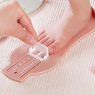 طفل رضيع القدم قياس الدعائم الرضع قدم قياس قياس كيد أحذية حجم قياس حاكم أداة طفل الأحذية والتجهيزات عشوائي