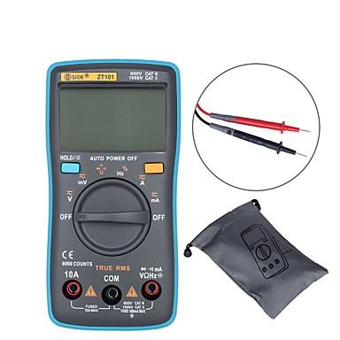 bps ture rms digitalni multimetar zt101 višenamjenski AC / DC strujni otporni kapacitorni mjerač frekvencije