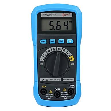 bside digitalni multimetar adm01 višenamjenski AC / DC strujni otpor testosterona otpornosti na temperaturu