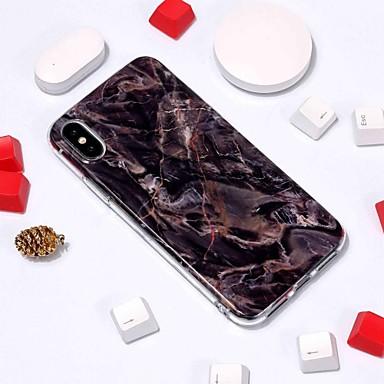 Θήκη Za Apple iPhone XS / iPhone XR / iPhone XS Max Uzorak Stražnja maska Mramor Mekano TPU