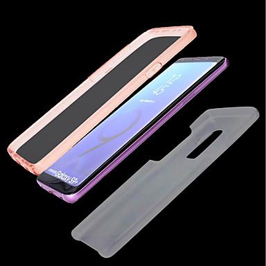 Θήκη Za Samsung Galaxy S9 / S9 Plus / S8 Plus Prozirno Korice Jednobojni Tvrdo TPU