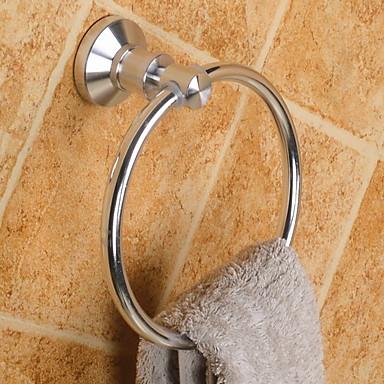 Kuka za ogrtač New Design Starinski Aluminijum 1pc ručnik prsten Zidne slavine