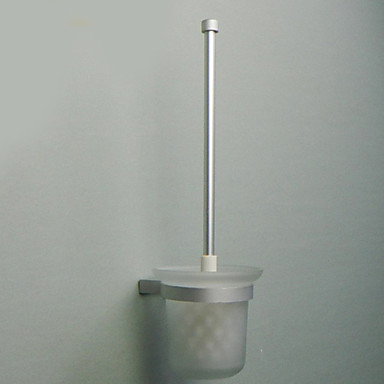 Držač wc četke New Design / Cool Moderna Aluminijum 1pc Toilet Brush Holder Zidne slavine
