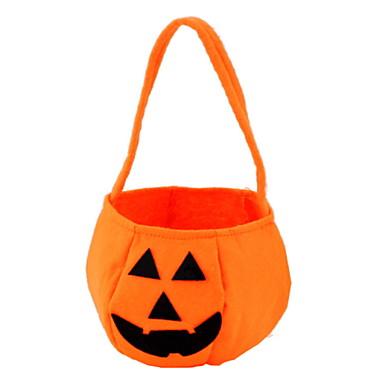 Odmor dekoracije Halloween Dekoracije Halloween Zabavni / Dekorativni objekti Ukrasno / Cool žuta 1pc