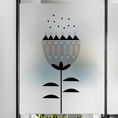 Ablakfólia és matricák Dekoráció Szokásos Karakter PVC Új design / Menő